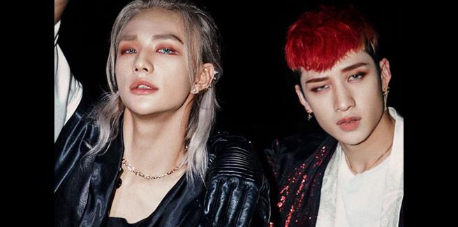 Hyunjin e Bang Chan degli Stray Kids nella sensuale 'Red Lights'