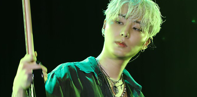 Young K dei DAY6 in 'Come As You Are'